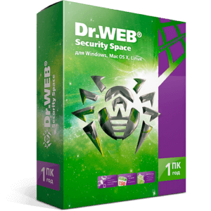 Гомель Минск купить Dr.Web Security Space